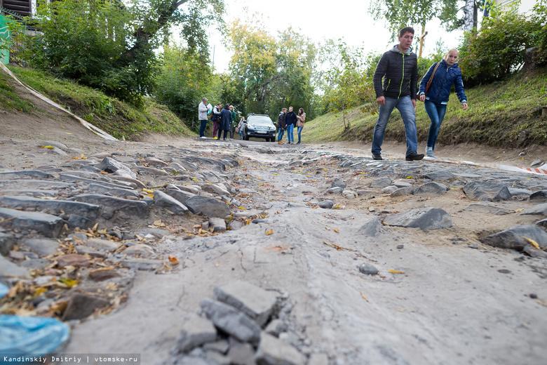 Власти думают, как обустроить канализацию в историческом районе Томска