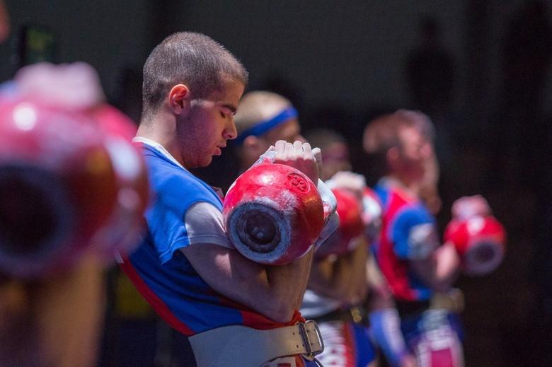 Кубок России по гиревому спорту соберет в Томске более 160 спортсменов