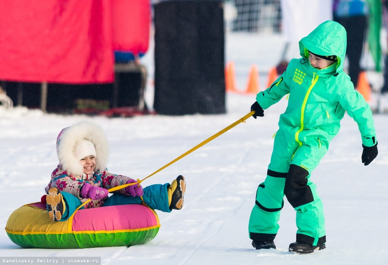 Выплаты на детей от 3 до 7 лет будут получать 20 тыс семей в Томской области