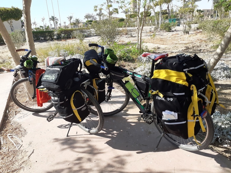 Томский путешественник расскажет горожанам, как пересечь Африку на велосипеде