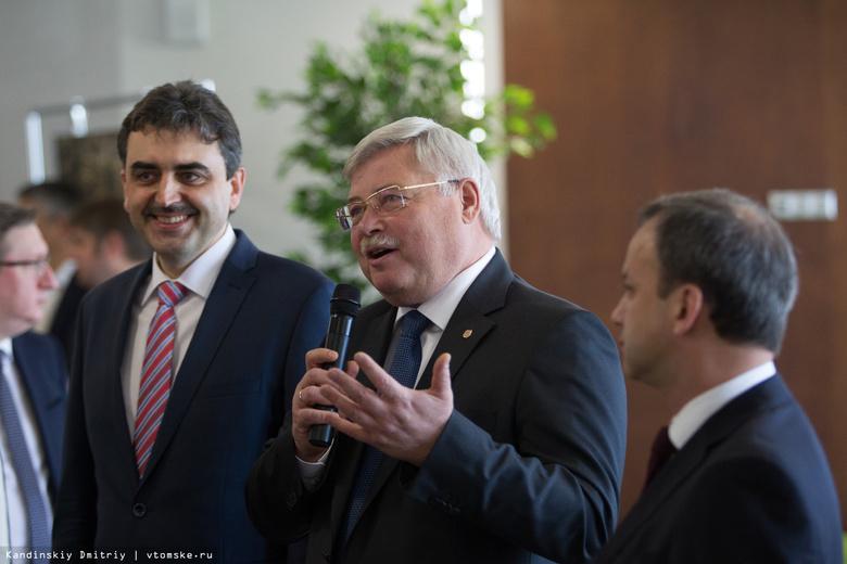 Жвачкин: не вижу другой кандидатуры на пост ректора ТГУ, кроме Галажинского