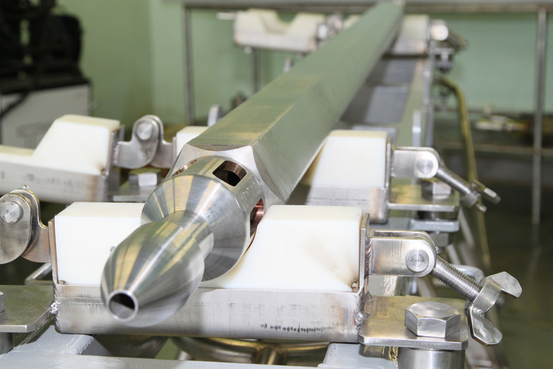 На «СХК» проверили еще одну партию топливных сборок для проекта «Прорыв»