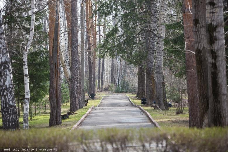 Сезон активности клещей начался в Томской области