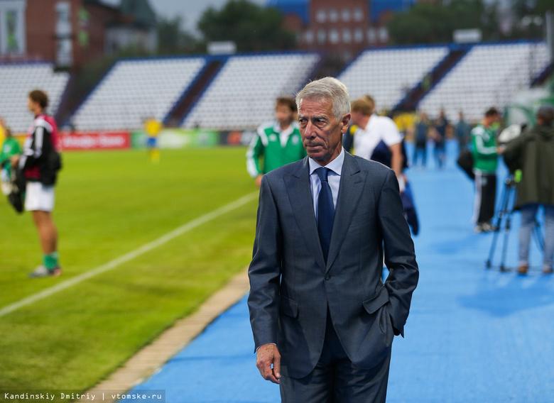 Непомнящий: «Томь» лишилась права на ошибку, проиграв «Газовику»