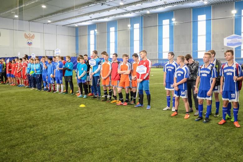 Юные футболисты из Шегарского района вышли в финал турнира среди дворовых команд