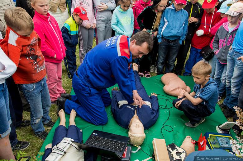 Новое волонтерское движение по спасению жизни создадут в Томской области