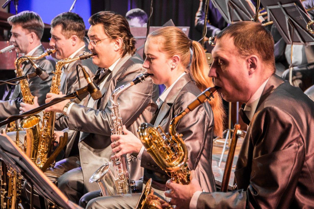 Джаз-оркестр «ТГУ-62» впервые исполнит произведения Джорджа Гершвина