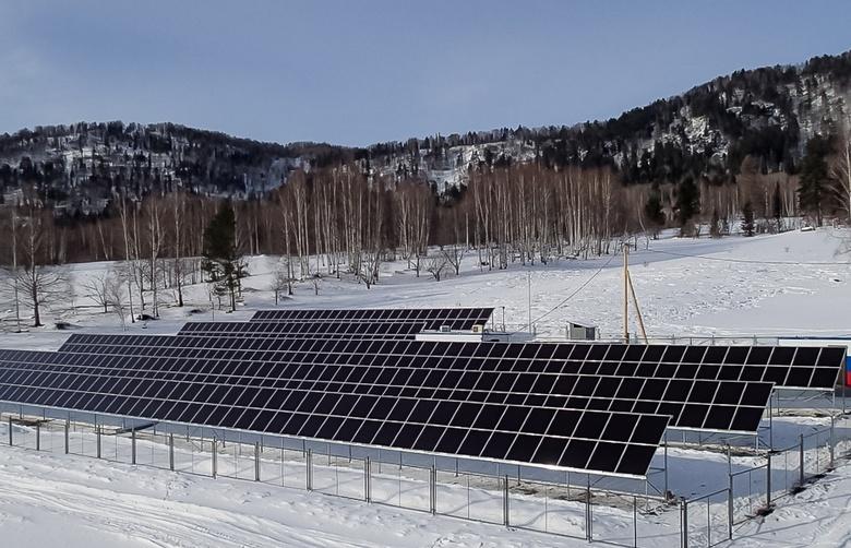 «Россети»: солнечные электростанции в томских селах помогут региону сэкономить