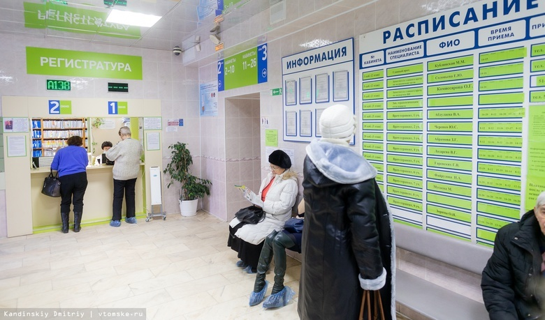 Кабинеты неотложной помощи в Томской области перевели на усиленный режим работы