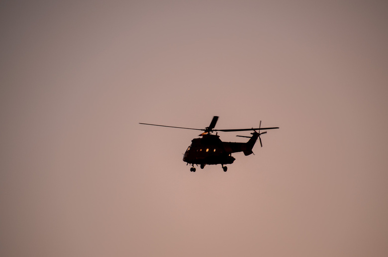 Томские врачи на вертолете спасли охотника с инсультом из глухой тайги