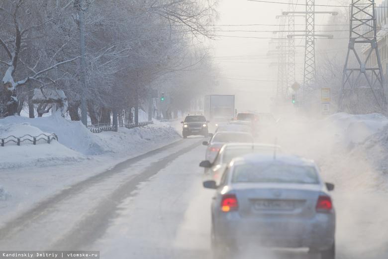 В морозы дорожники будут патрулировать трассы Сибири каждые 3 часа