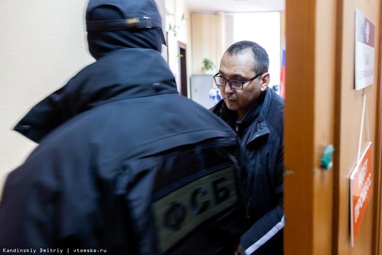 Иван Конгаров во время избрании меры пресечения в марте 2019 года