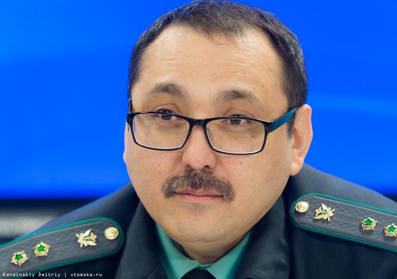 СК возбудил уголовное дело в отношении главного судебного пристава Томской области
