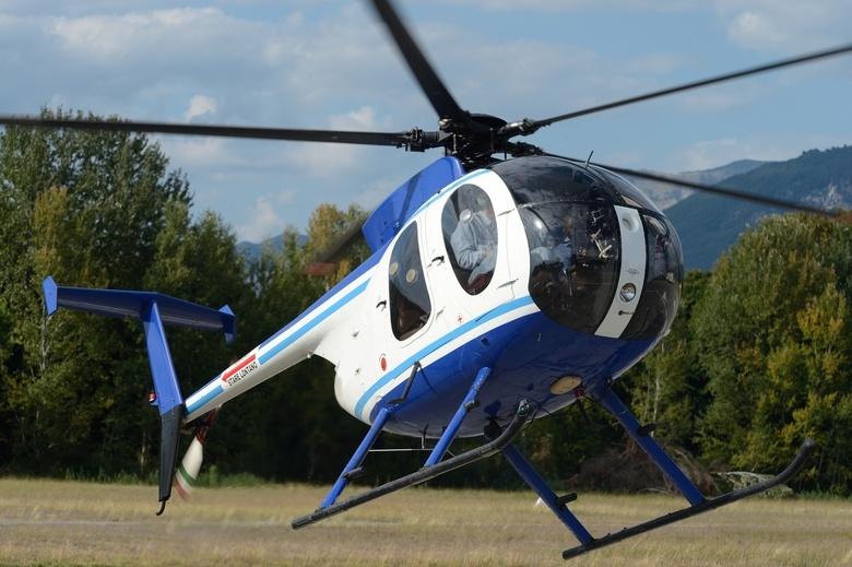 Москвичи смогут заказывать вертолеты в «Яндекс.Такси»