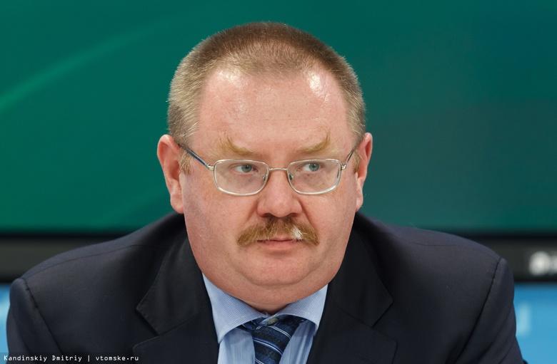 Экс-главу томского департамента леса Малькевича выпустили из СИЗО