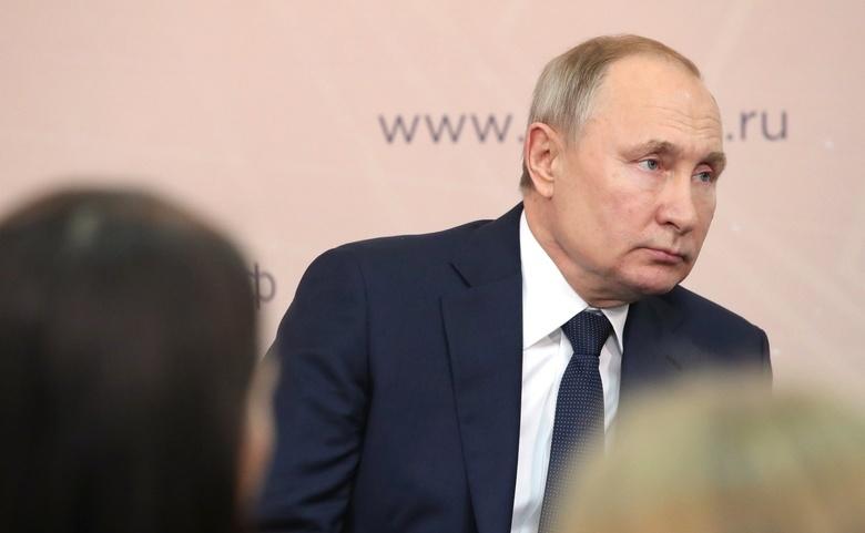 Путин пожелал британскому премьеру Джонсону скорейшего выздоровления