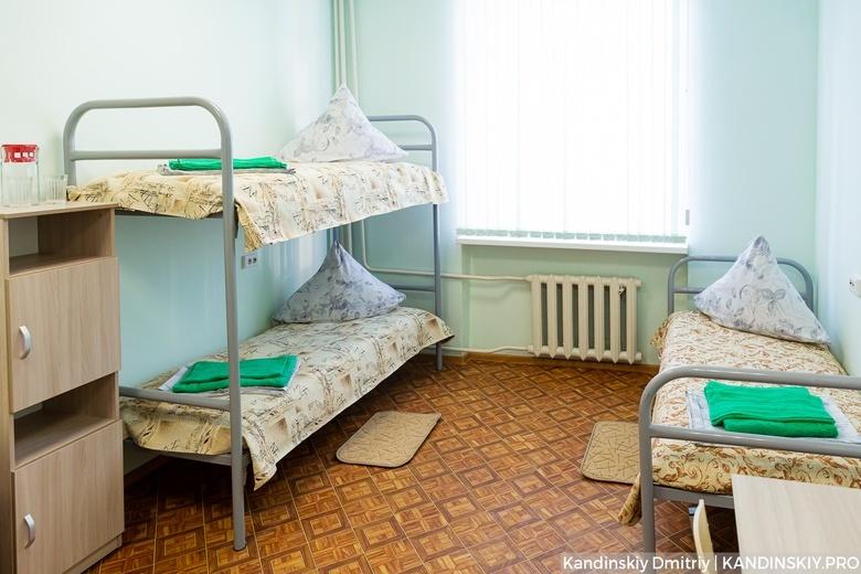СибГМУ сделал гостиницу для студентов и пациентов