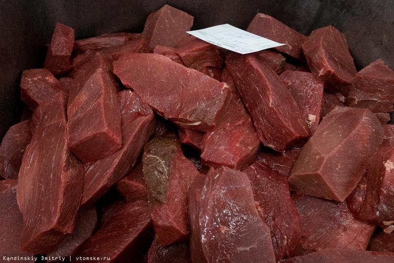 Около 1,5 тонны мяса без документов изъяли из оборота в Томске
