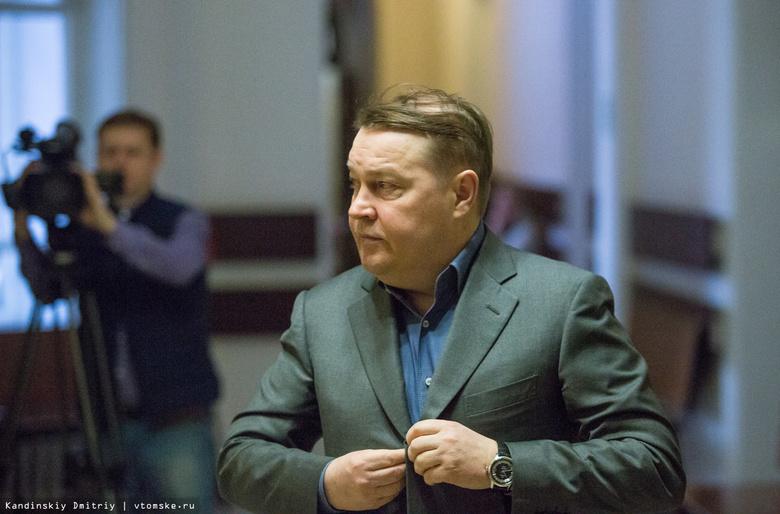 Два уголовных дела возбуждено вотношении экс-начальника УМВД поТомской области