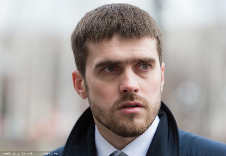 Суд заключил под стражу заммэра Томска Костюкова на 2 месяца
