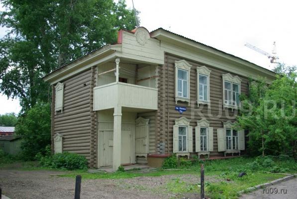 Горевший ночью дом относится к ценной исторической среде