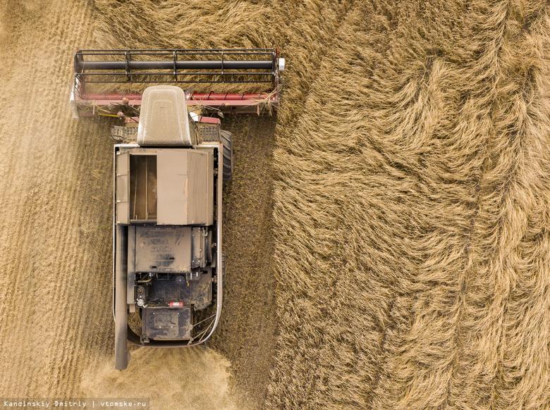 Томскую область назвали неблагоприятной для сельского хозяйства