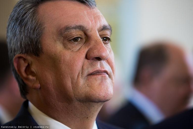Полпред президента в СФО Сергей Меняйло назначен врио главы Северной Осетии
