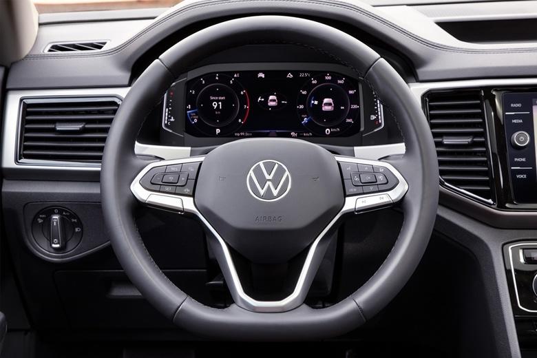 Новый Volkswagen Teramont: первые факты