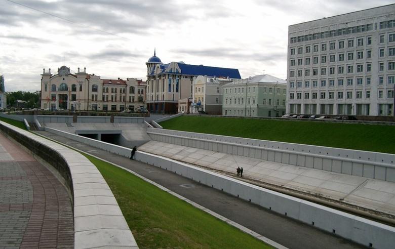 Областные депутаты выделили городу 3,5 миллиона на обустройство Губернаторского квартала
