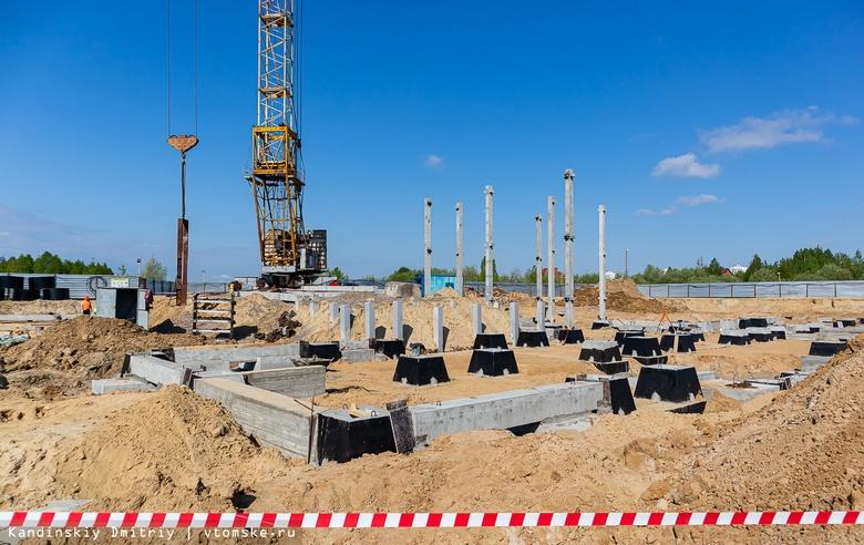 Ежедневно и в две смены: как в Томске идет строительство новых детских садов