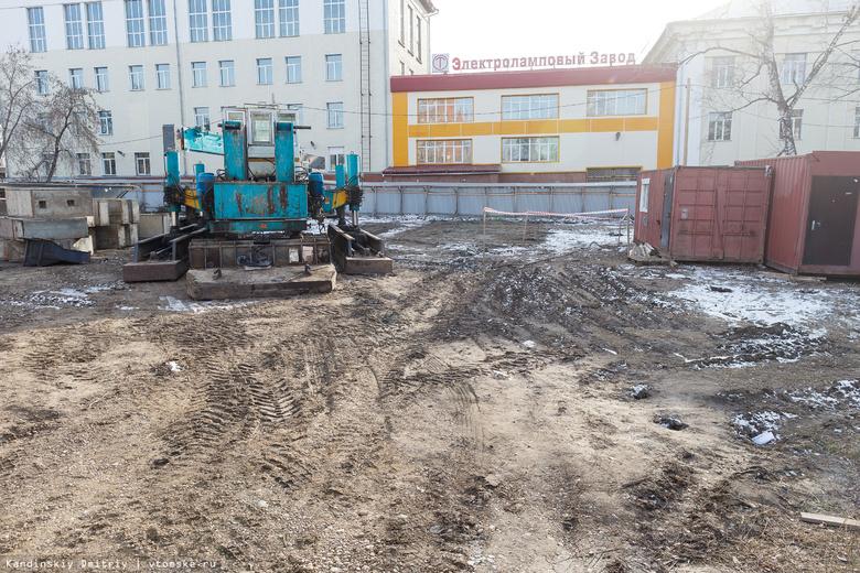 Около музея деревянного зодчества в Томске построят офисное здание
