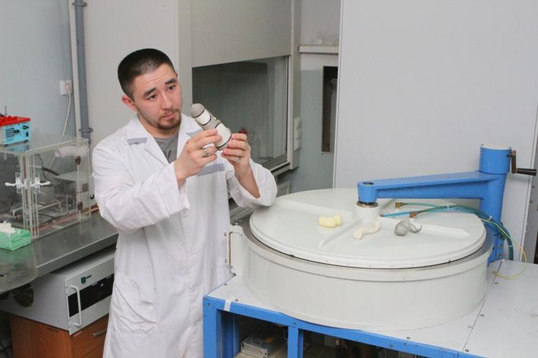 Разрабатываемые в ТПУ имплантаты помогут организму выращивать новую костную ткань