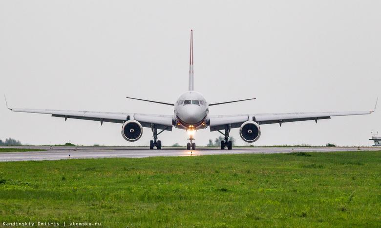 В мае томичи смогут улететь в Китай напрямую новым авиарейсом
