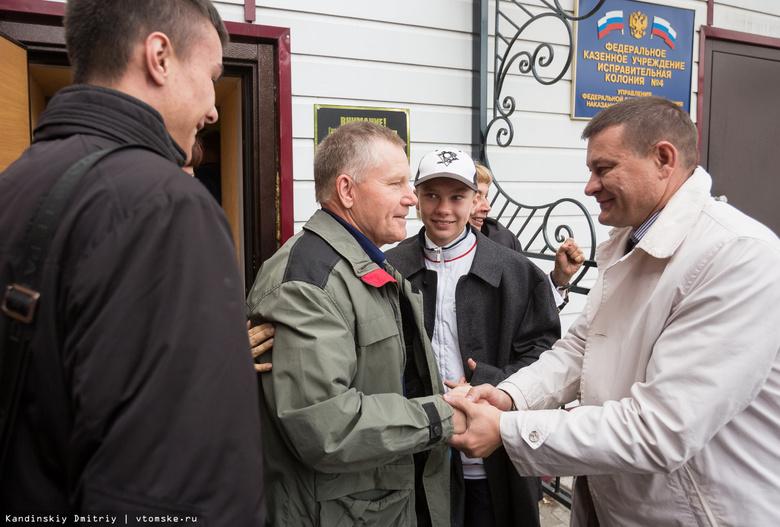 Бывший генеральный директор СХК  Владимир Короткевич вышел на свободу