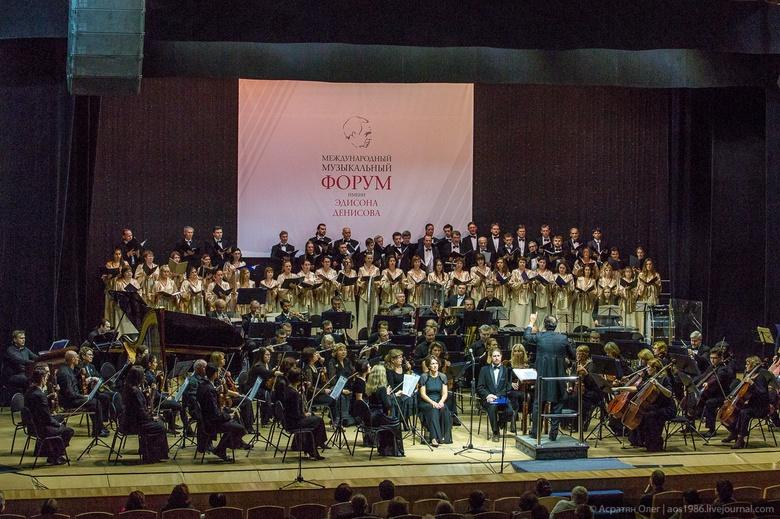 Томский симфонический оркестр все еще испытывает нехватку кадров