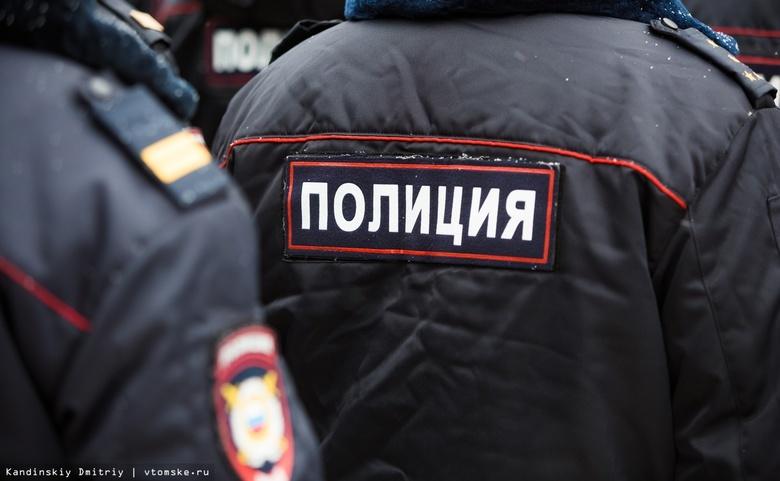Полиция нашла 36 тонн нелегального спирта и коньяка на складе в Томске