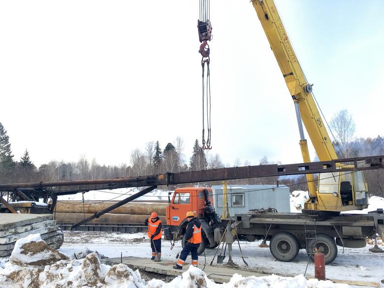 Реконструкцию дороги Камаевка — Асино в Томской области планируют завершить к 2020г