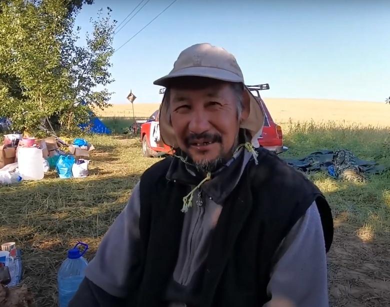 «Выйду на белом коне»: якутский шаман Габышев объявил о новом походе на Москву