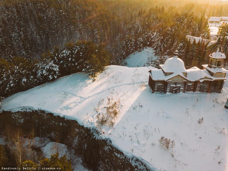 Томские власти ищут пути сохранения исторической церкви в Нагорном Иштане