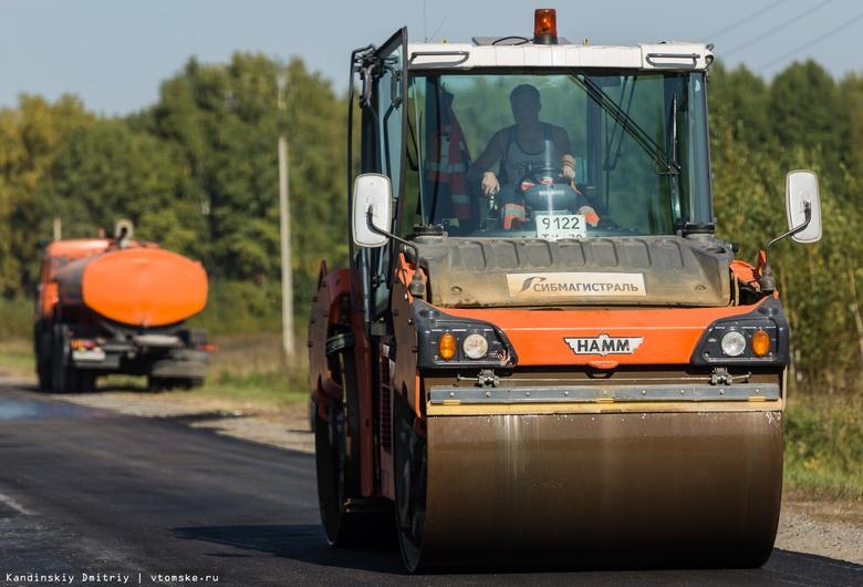 Водителей предупреждают о реверсивном движении на трассе под Томском