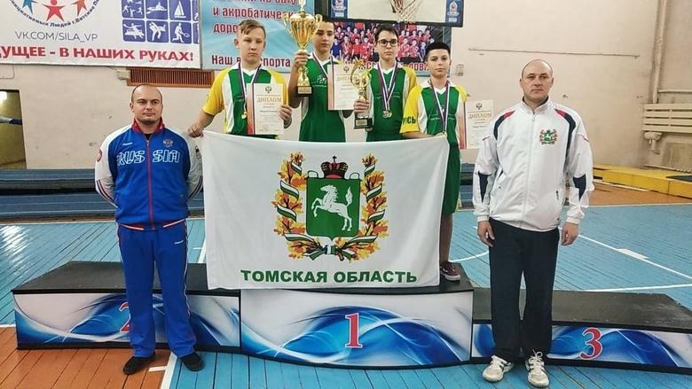 Городошники Томской области завоевали 15 золотых медалей на первенстве РФ