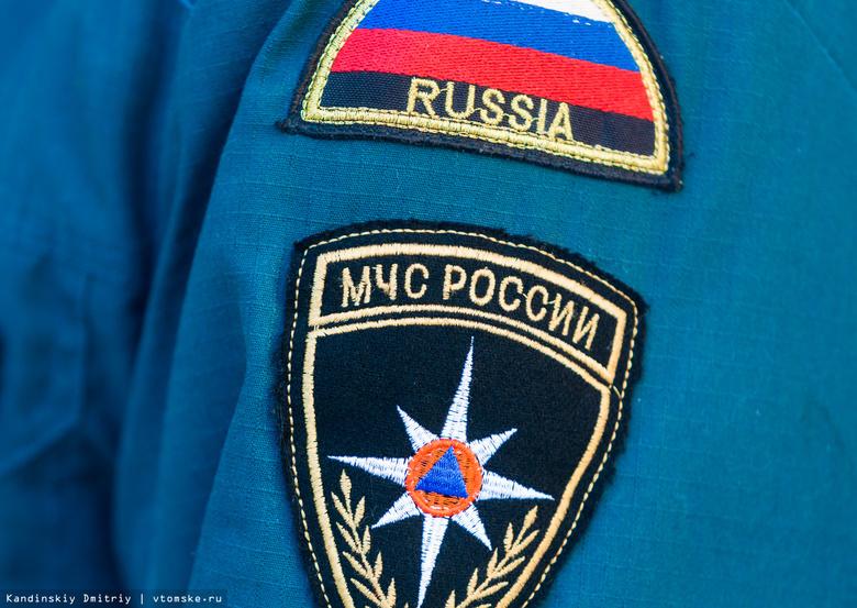 Мужчина погиб при пожаре в частном доме в селе Томской области