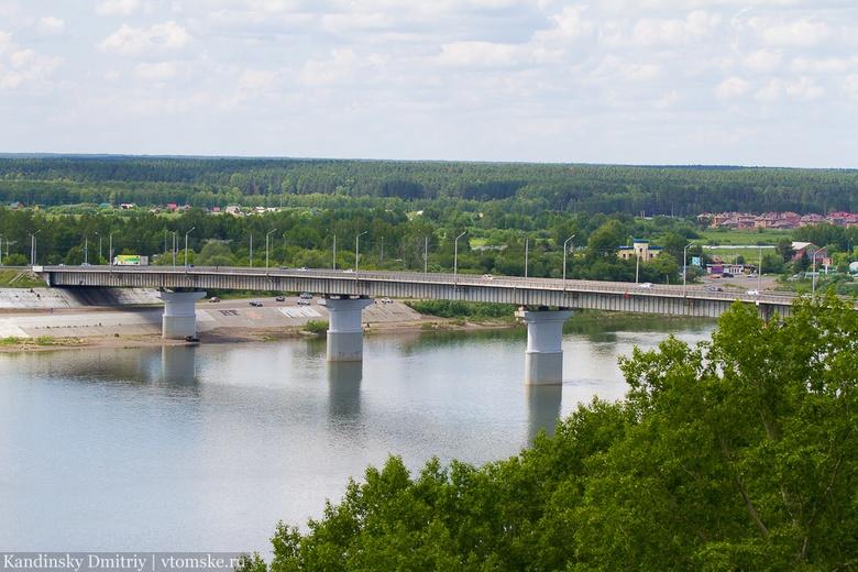 Житель Томска спас двух подростков, которые тонули у Коммунального моста