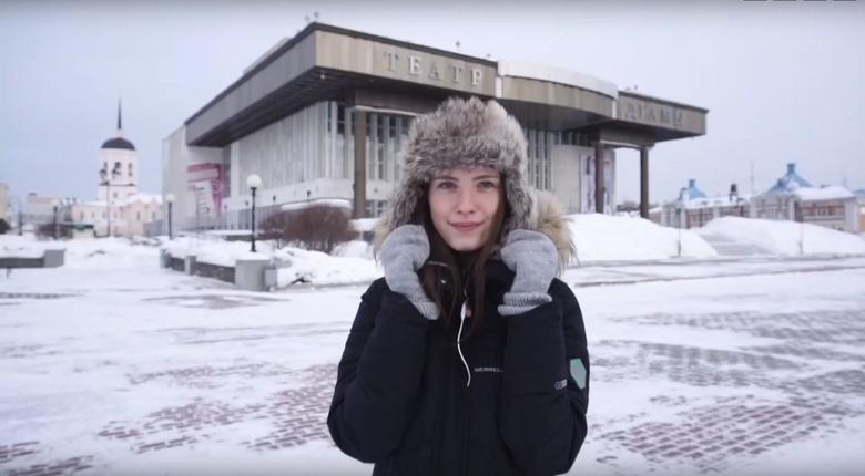 Томичка участвует в кастинге на роль ведущей программы «Орел и решка»