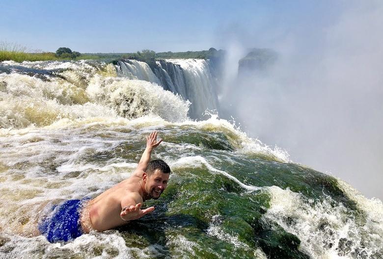 Чудеса Африки: водопад Виктория и «край земли»