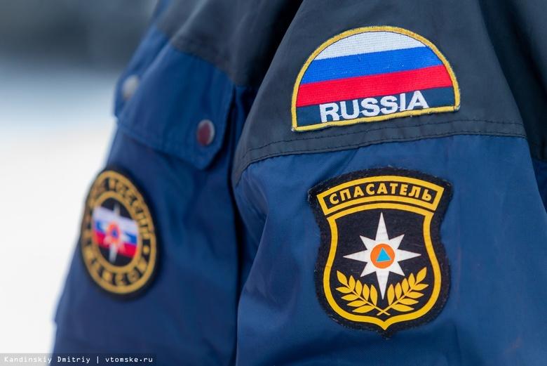 Сотрудник МЧС спас томича с сыном, застрявших на трамплине в районе Степановки