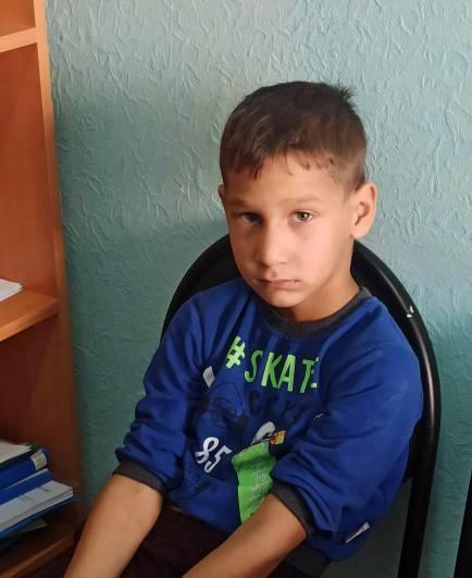 Полиция Томска разыскивает родственников 7-летнего мальчика Коли