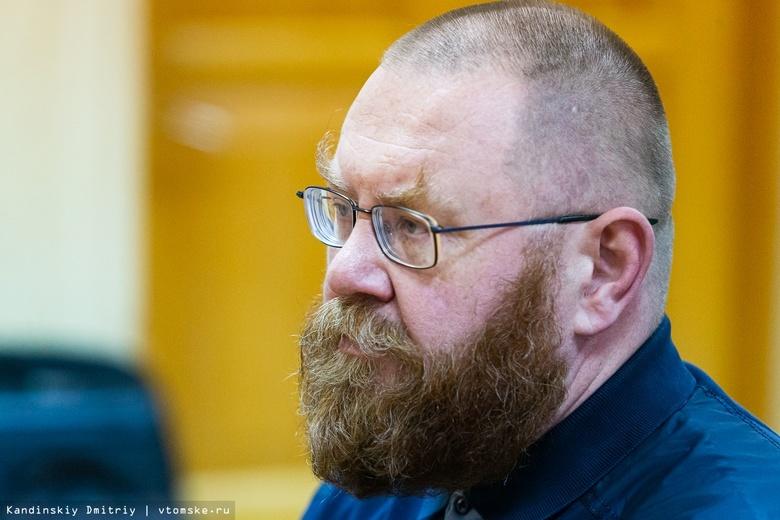 Экс-глава томского департамента леса Малькевич не признал вину в суде