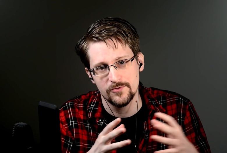 Бывший сотрудник АНБ Сноуден признался в нелюбви к российским властям