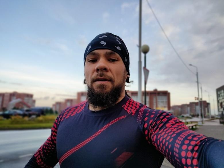 Томич бегом и пешком преодолел за двое суток без сна более 320 км